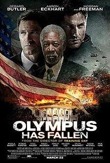 poster Olympus Has Fallen (2013)
