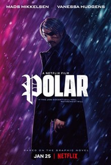 poster Polar (2019)