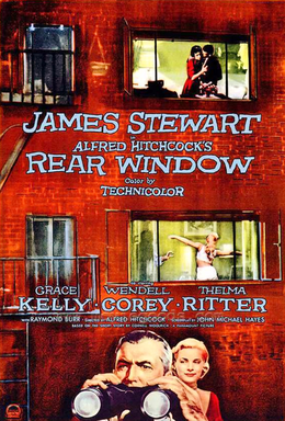poster Rear Window (1954)