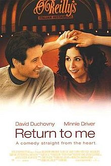 poster Return to Me (2000)