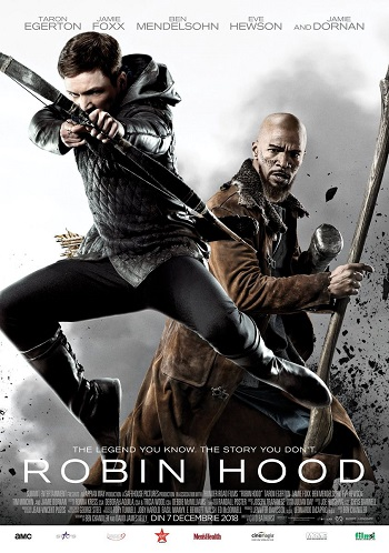poster Robin Hood (2018)