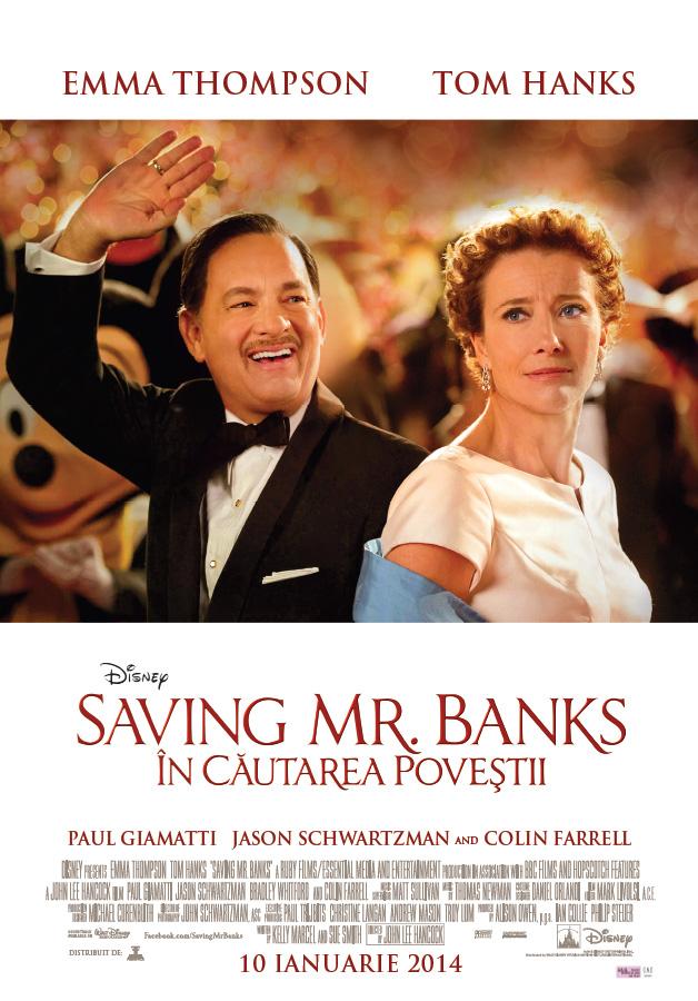 poster Saving Mr. Banks (2013)