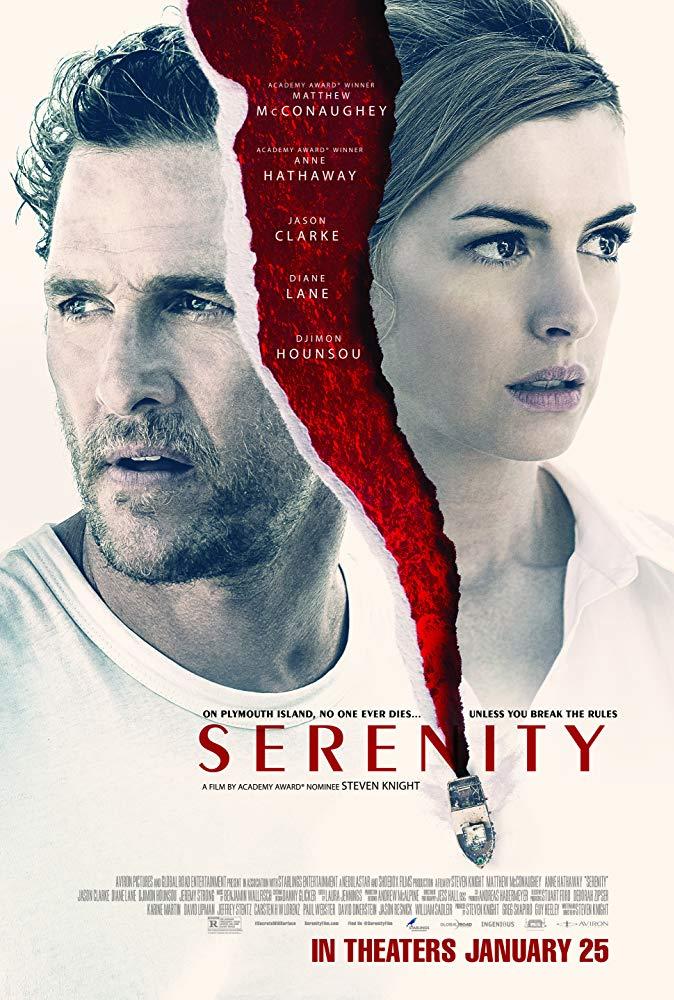 poster Serenity (2019)