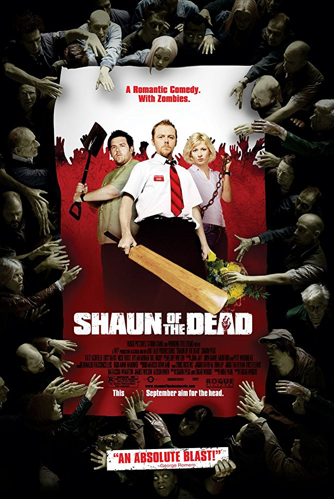 poster Shaun of the Dead (2004)