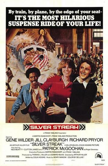 poster Silver Streak (1976)