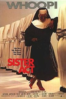 poster Sister Act (1992)