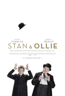poster Stan & Ollie (2018)