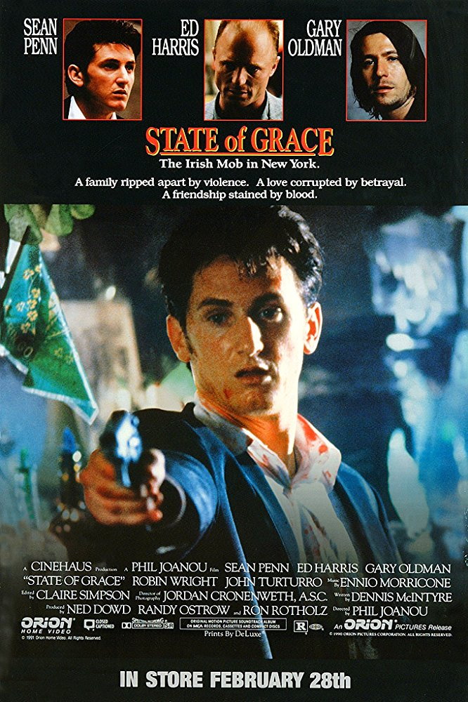 poster State of Grace (1990)