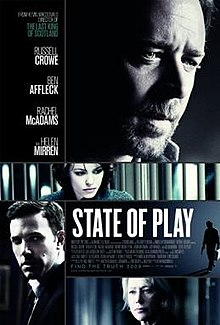 poster State of Play (2009)