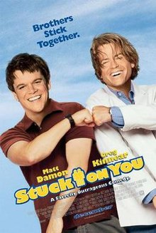 poster Stuck on You (2003)
