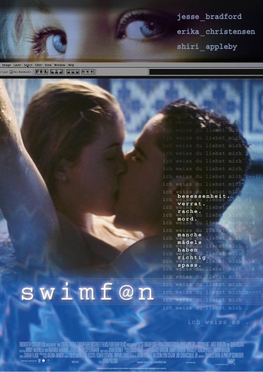 poster Swimfan (2002)