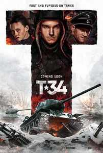 poster T-34 (2018)