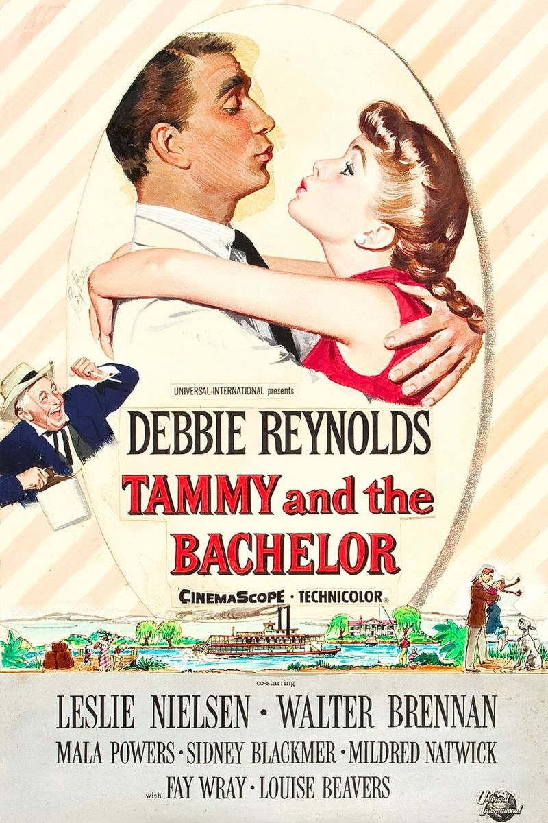 poster Tammy and the Bachelor (1957)