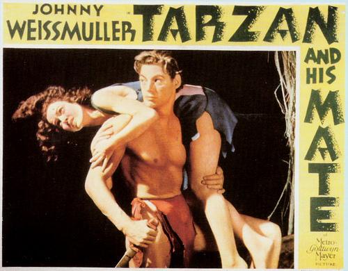 poster Tarzan And His Mate (1934)