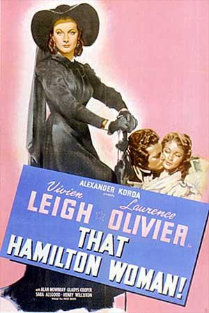 poster That Hamilton Woman (1941)