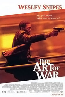 poster The Art of War (2000)