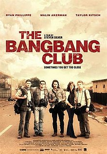 poster The Bang Bang Club (2010)