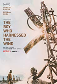 poster The Boy Who Harnessed the Wind (2019)