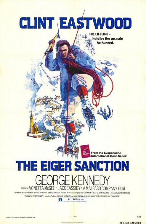 poster The Eiger Sanction (1975)