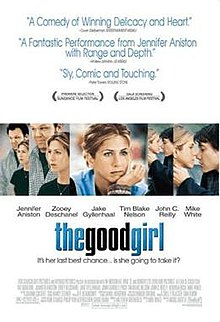 poster The Good Girl (2002)
