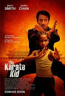 poster The Karate Kid (2010)