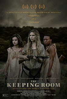 poster The Keeping Room (2014)