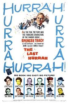 poster The Last Hurrah (1958)
