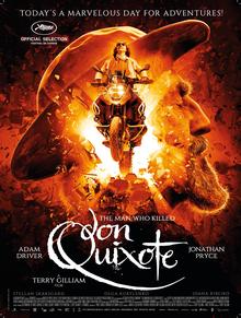 poster The Man Who Killed Don Quixote (2018)