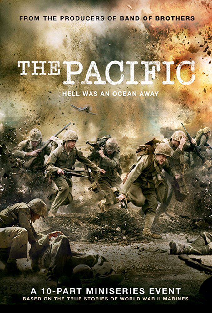 poster The Pacific (2010)