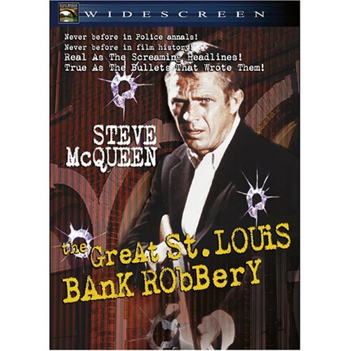 poster The St. Louis Bank Robbery (1959)
