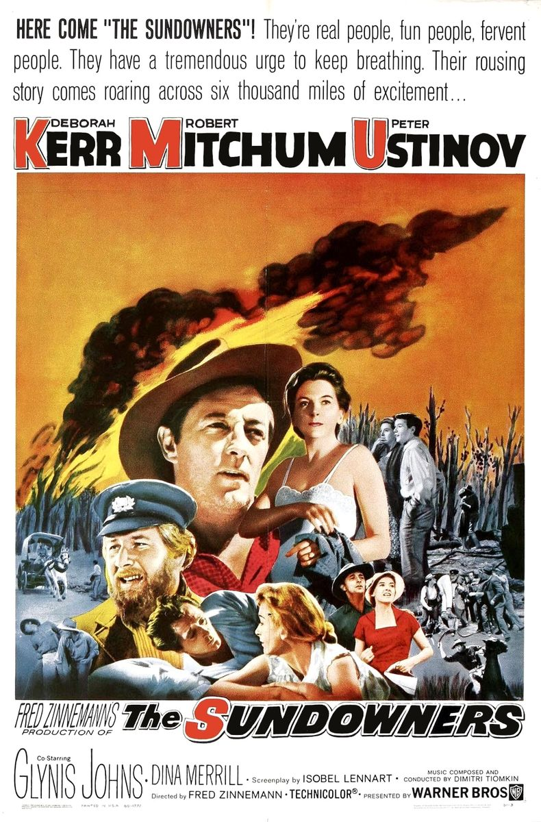 poster The Sundowners (1960)