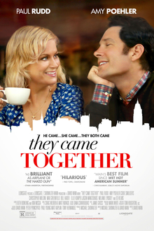poster They Came Together (2014)
