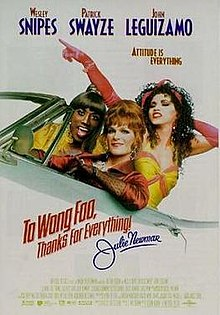 poster To Wong Foo Thanks for Everything, Julie Newmar (1995)
