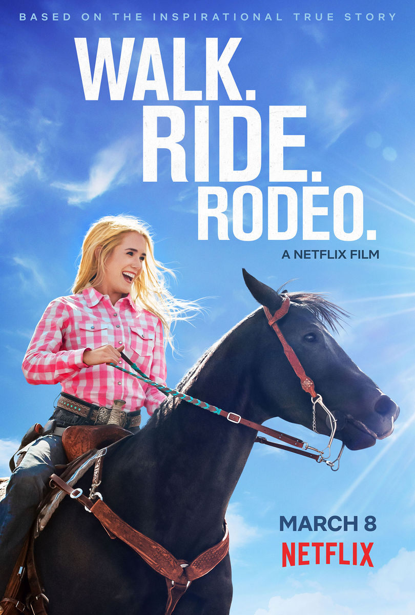 poster Walk. Ride. Rodeo. (2019)