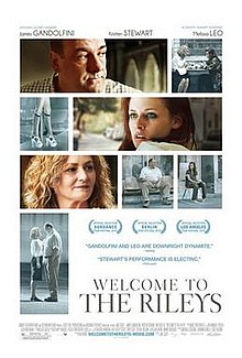 poster Welcome to the Rileys (2010)