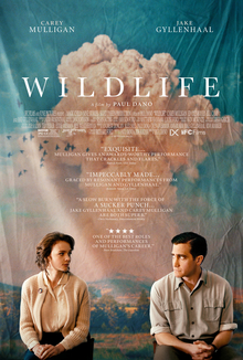 poster Wildlife (2018)