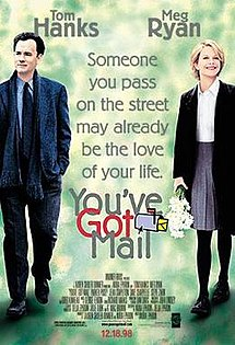 poster You've Got Mail (1998)