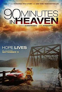 poster 90 Minutes in Heaven (2015)