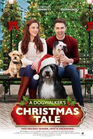 poster A Dogwalker's Christmas Tale (2015)