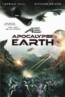poster AE Apocalypse Earth (Video 2013)
