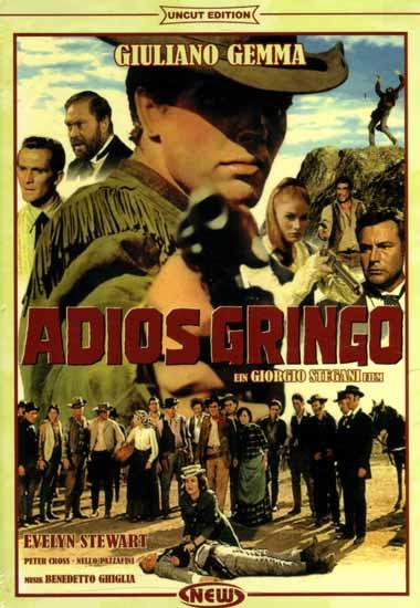 poster Adios, Gringo (1965)