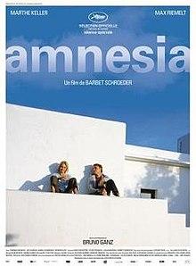 poster Amnesia (2015)
