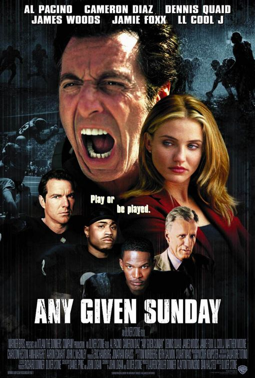 poster Any Given Sunday (1999)