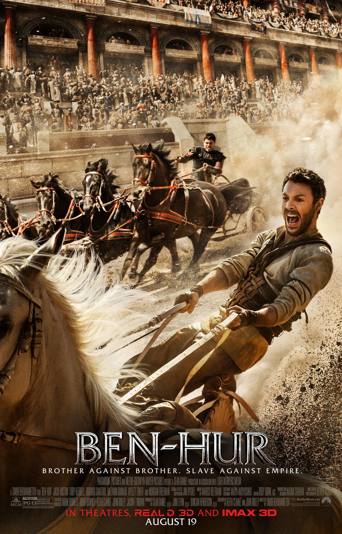 poster Ben-Hur (2016)