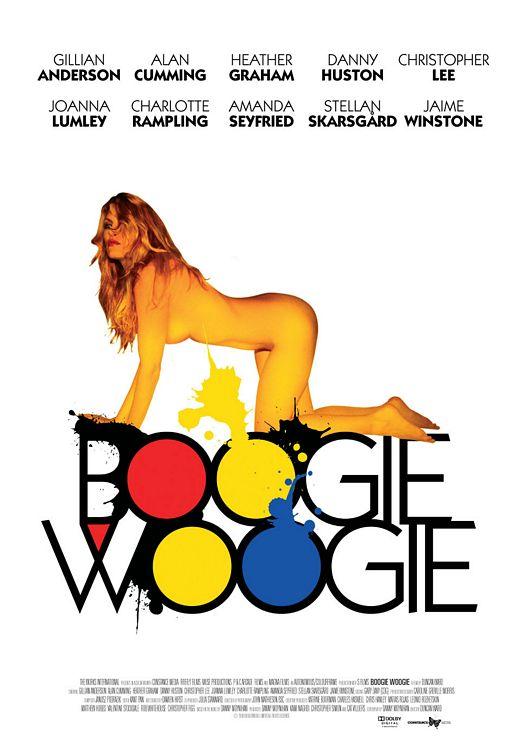 poster Boogie Woogie (2009)