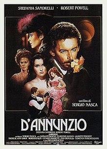 poster D'Annunzio (1987)