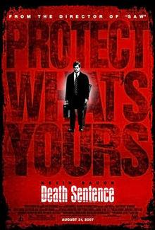 poster Death Sentence (2007)