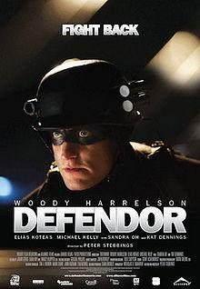 poster Defendor (2009)