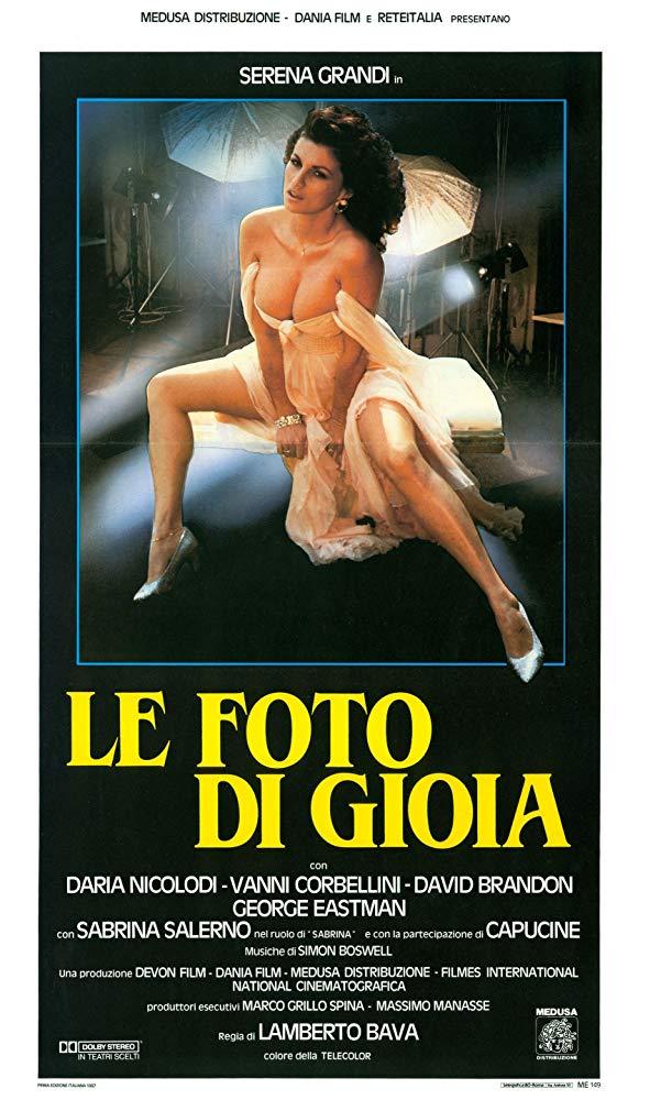 poster Delirium (1987)