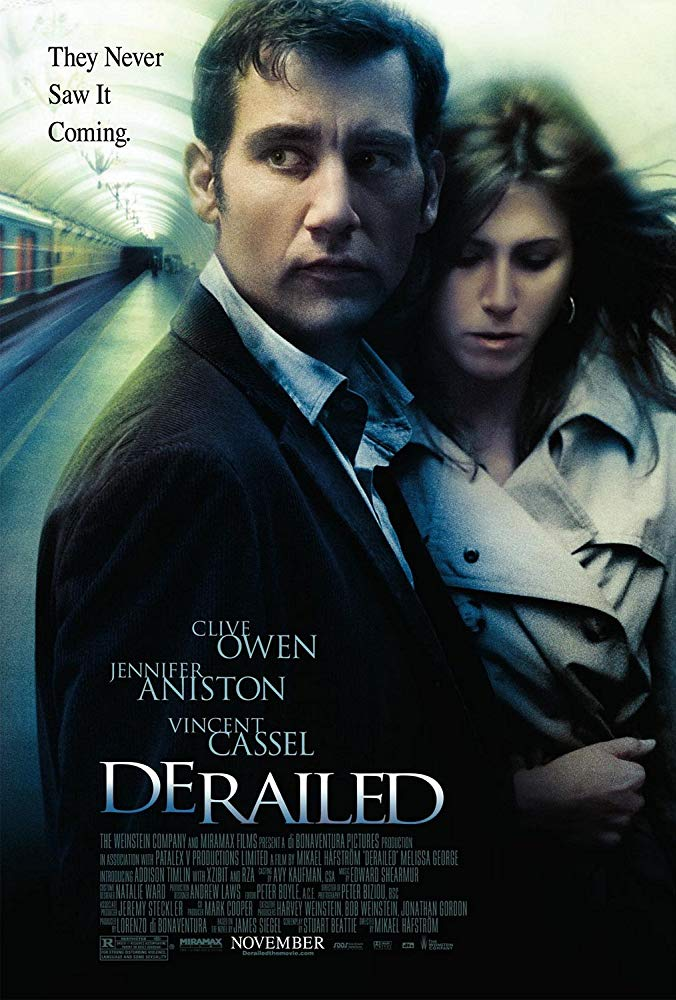 poster Derailed (2005)